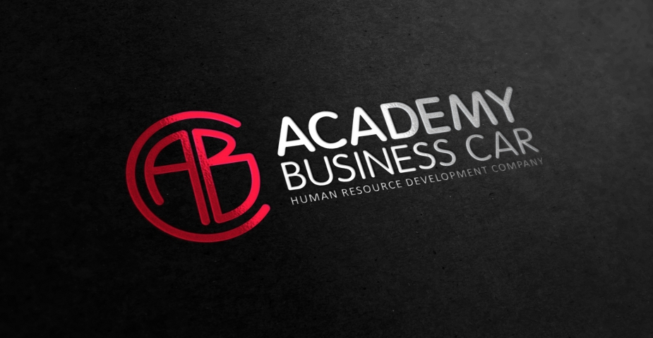 Визитка Academy Business Car